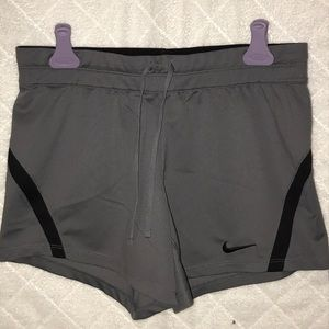 Nike XS Shorts in Grey and Black Great Condition